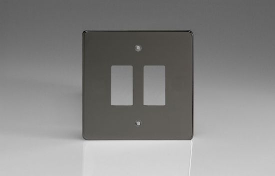 Varilight PowerGrid Plates Iridium Black
